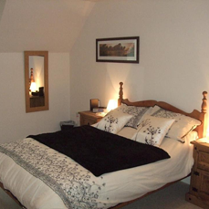 York Holiday Home Rental Bedroom