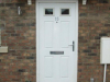 York Holiday Rental Front Door