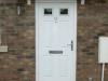 York Holiday Rental Front Door